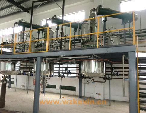 树脂反应釜|树脂生产设备