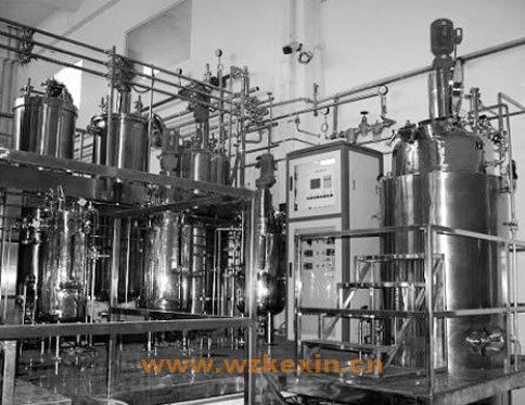 发酵罐的结构,操作方式和操作条件与发酵物的质量,产量和能耗有着密切
