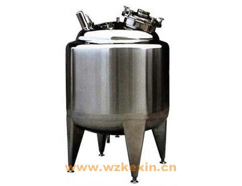 不锈钢无菌贮罐