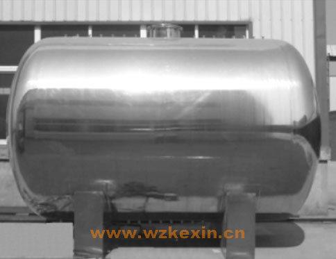 不锈钢保温储罐