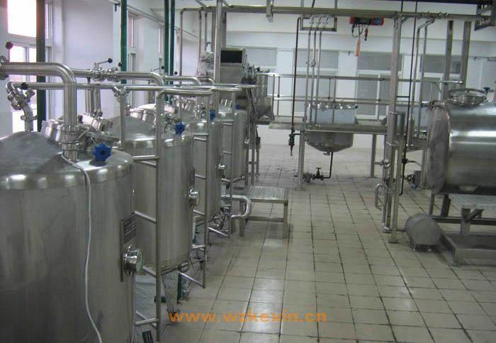 生物发酵系统