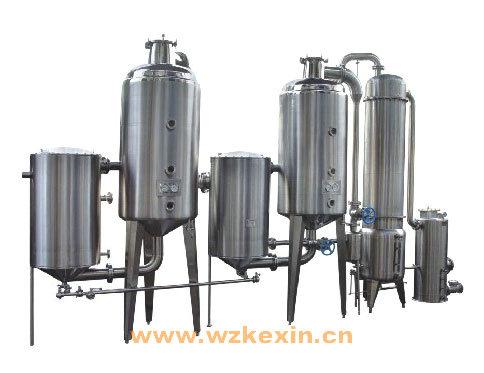 热泵双效浓缩器