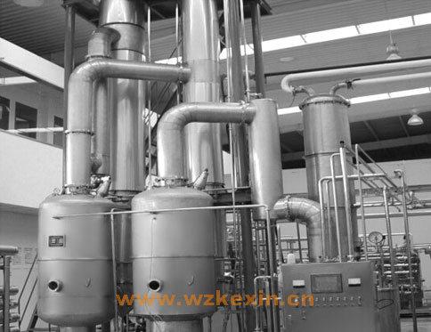 双效降膜式蒸发器