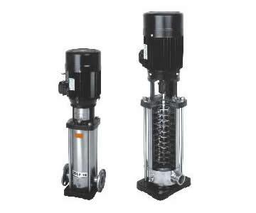 轻型不锈钢立式多级泵