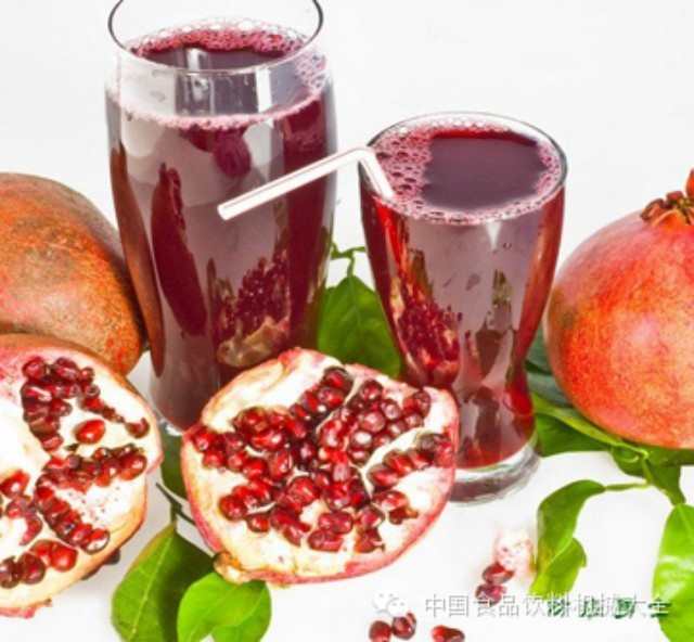 """穆拉德和王老吉联手,打造新型大健康饮品""""石榴汁饮料"""""""