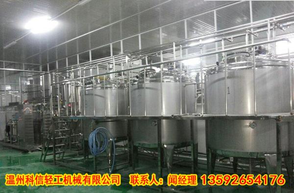 科信解说:搅拌罐式反应器的设计理念以及操作方式